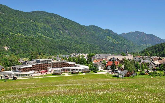 Летняя Краньска Гора Словения
