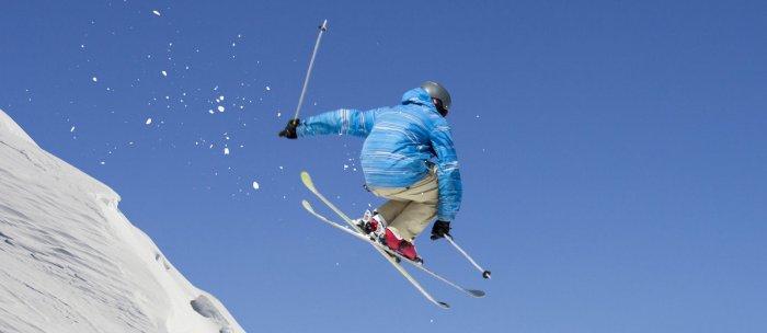 Катание на горных лыжах в Словении