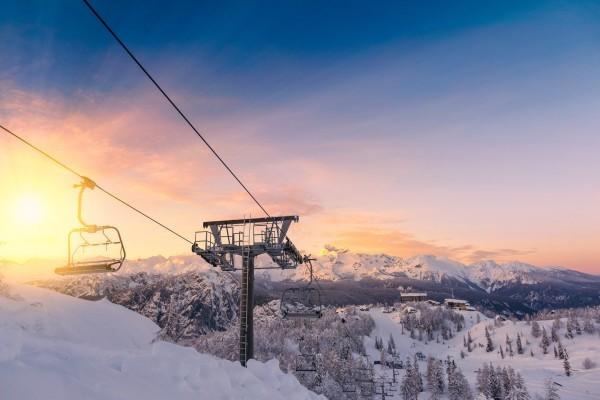 Курорты Словении - горнолыжный курорт Вогель Словения