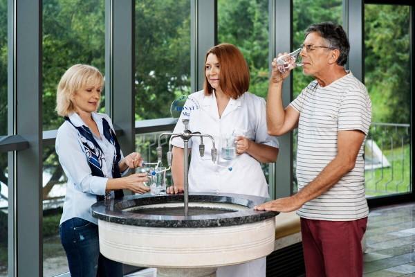 Лечение в Словении - лечение Рогашка Слатина