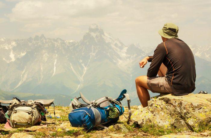 Горы в Словении