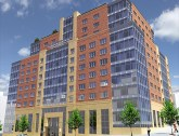 Rendering of 3160 Park Avenue in Melrose / Courtesy Newman Design
