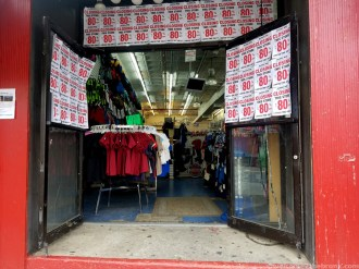 Jackie's Kids Clothing just lost their lease this week after 15 years.