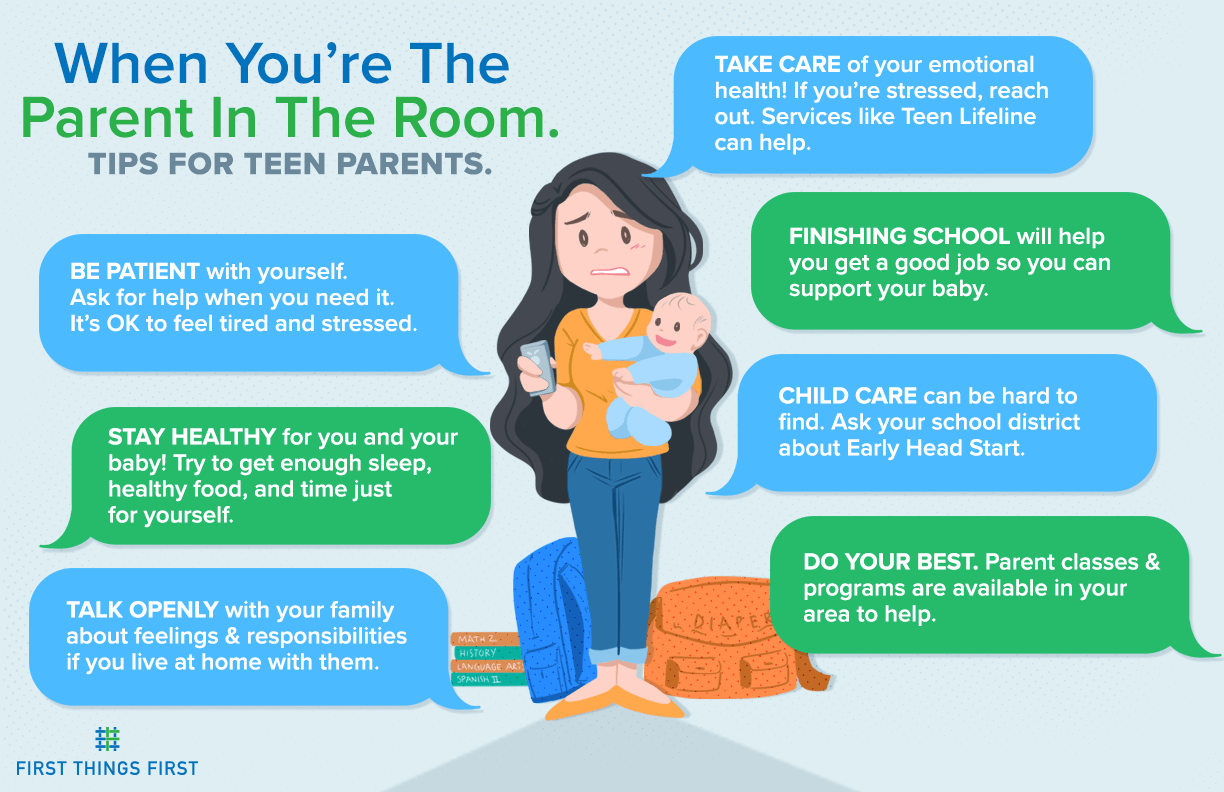 How To Support Pregnant And Parenting Teens