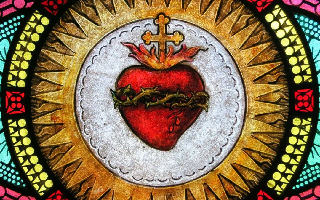 Allow the Sacred Heart to Transform Your Heart