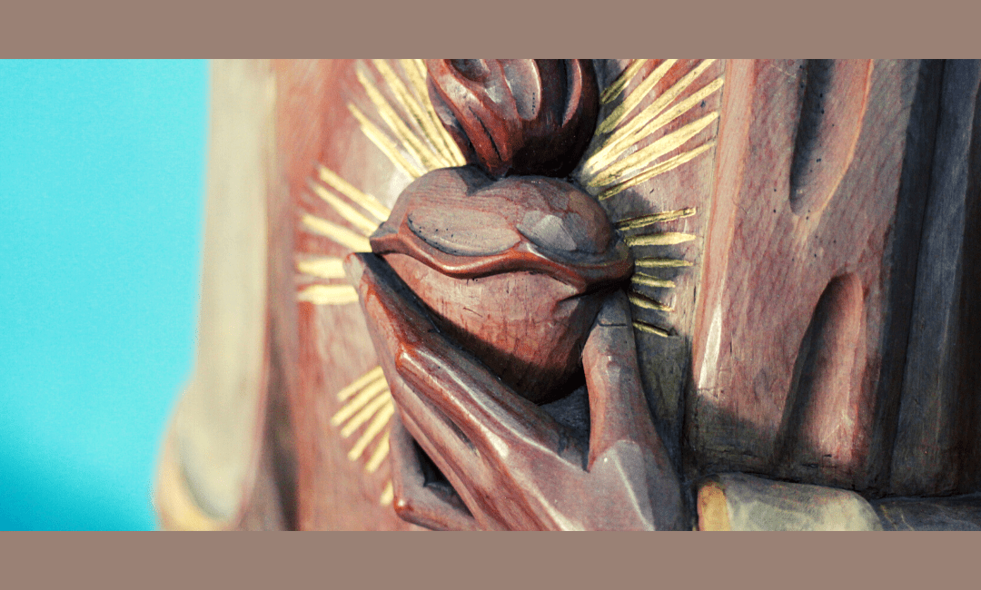 A Prayer to the Sacred Heart in a Time of Crisis
