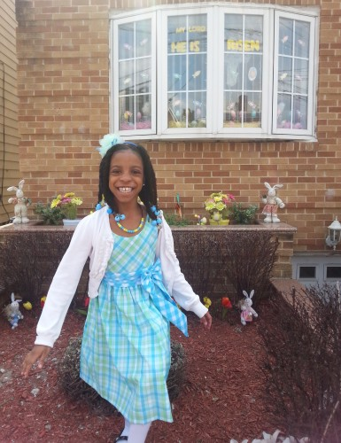 Alexis Easter Sunday