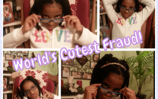 Fake Glasses & Good Friday Service – Perfect Together