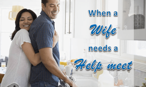 When a wife needs a help meet - overlay