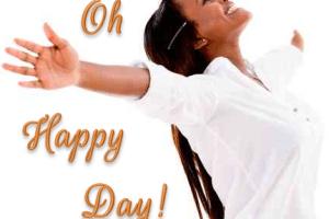 Oh Happy Day! (Tiffiney's Salvation Testimony)