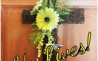 Our Happy Home: An inside look at my springdecorations.