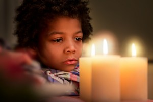 While We Wait: Anticipating the Christ Child and our forever child