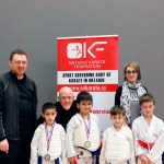 First OKF Provincial Karate Tournament Apr 9 2017
