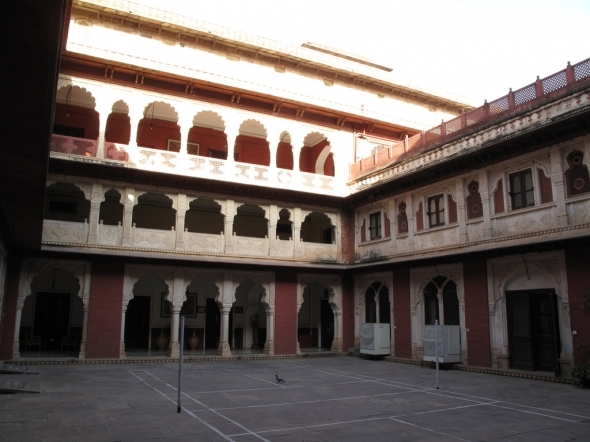 The Brij Raj Bhavan Palace in Kota – Rajasthan