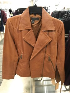 Halogen petite moto leather jacket, part of the Nordstrom Anniversary Sale