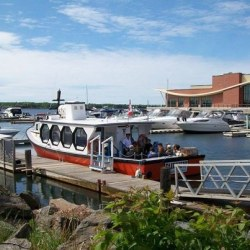 Peake's Wharf Boat Tours