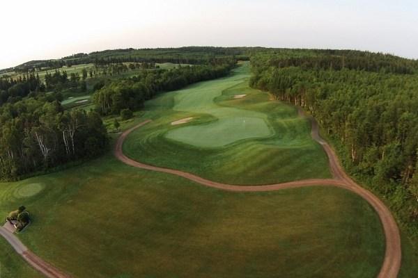 Anderson's Creek Golf Club, Stanley Bridge, PEI