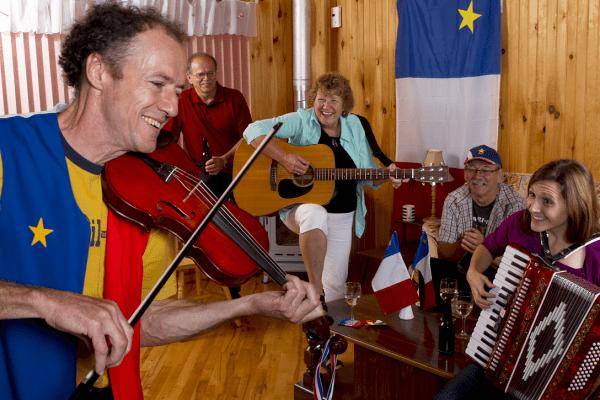 Village Musical Acadien