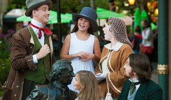Confederation Players Walking Tour is an attraction in Charlottetown, Prince Edward Island