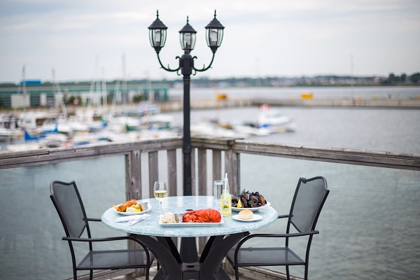 Lobster on the Wharf
