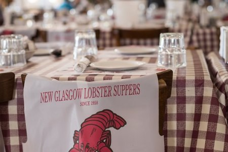 New Glasgow Lobster Suppers Bib