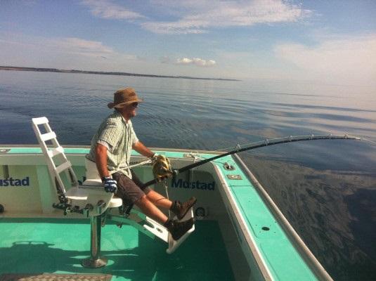 Tony's Tuna Fishing