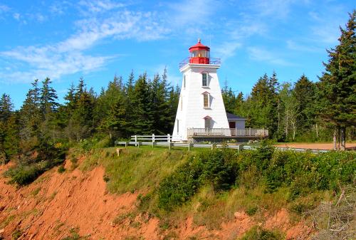 Cape Bear Lighthouse & Marconi Museum