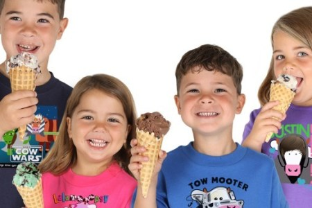 Visit COWS Ice-Cream for the best ice-cream in Canada!
