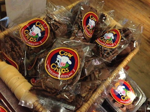COW's Chocolate Covered Chips