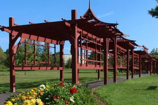 AA Macdonald Memorial Gardens