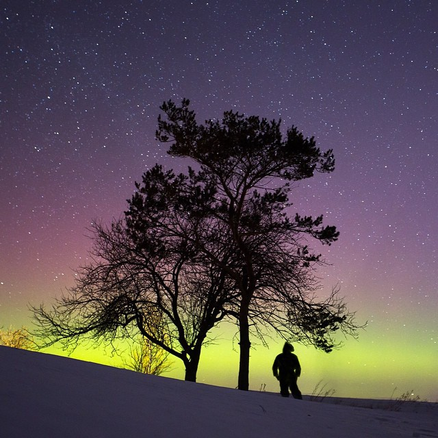 Aurora Borealis - Dave Brosha
