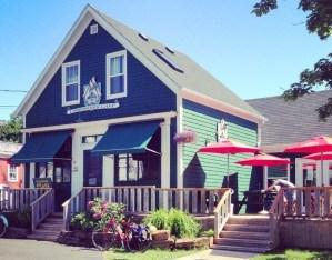Landmark Cafe PEI