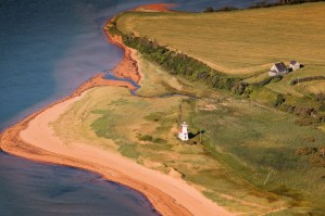 New London Lighthouse, PEI