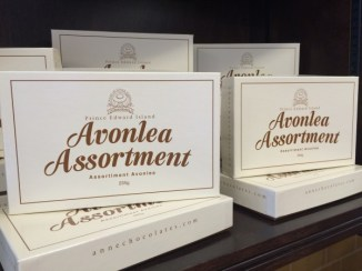 Avonlea Assorted Chocolates at Anne of Green Gables Chocolates, PEI