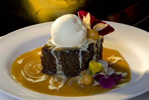 Dalvay by the Sea Sticky Date Pudding, PEI