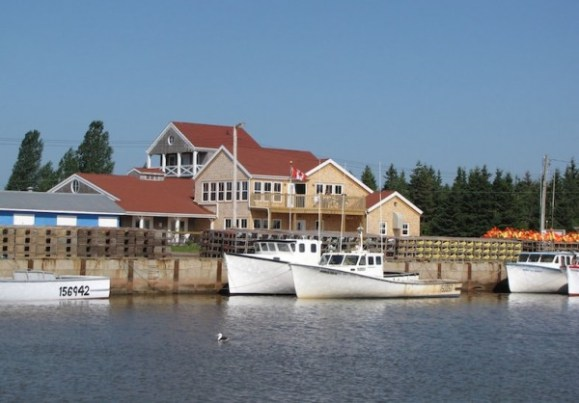 The Catch Kitchen + Bar, West Point, Prince Edward Island