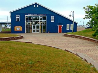 The Boat Shop, PEI