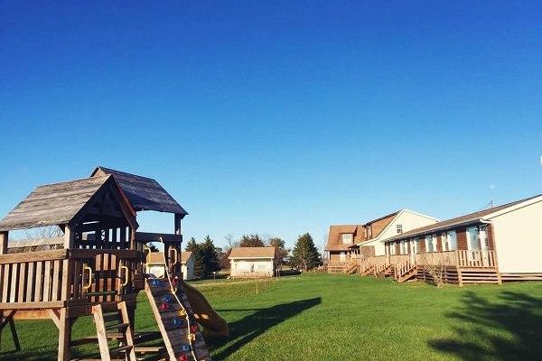 Cavendish Country Inn Playground