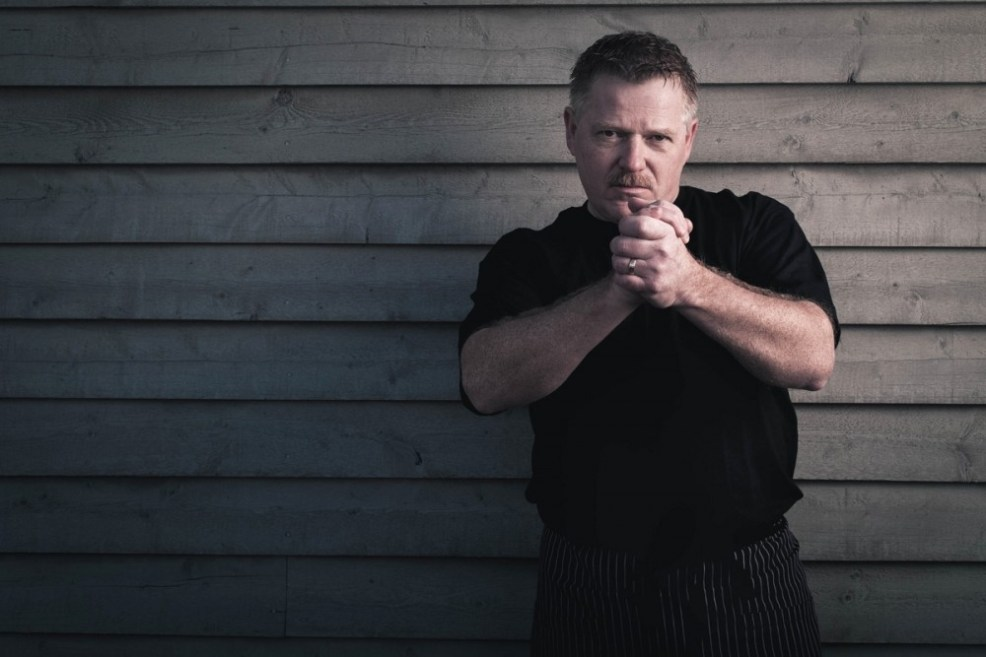 Chef Irwin, Photo: Best of Sea