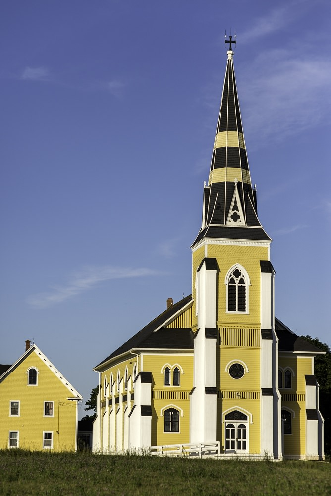 St Patrick's Roman Catholic Church, PEI