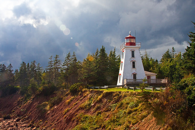 Cape Bear Lighthouse, PEI