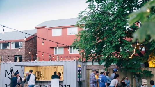 Next Door Lounge, Charlottetown PEI