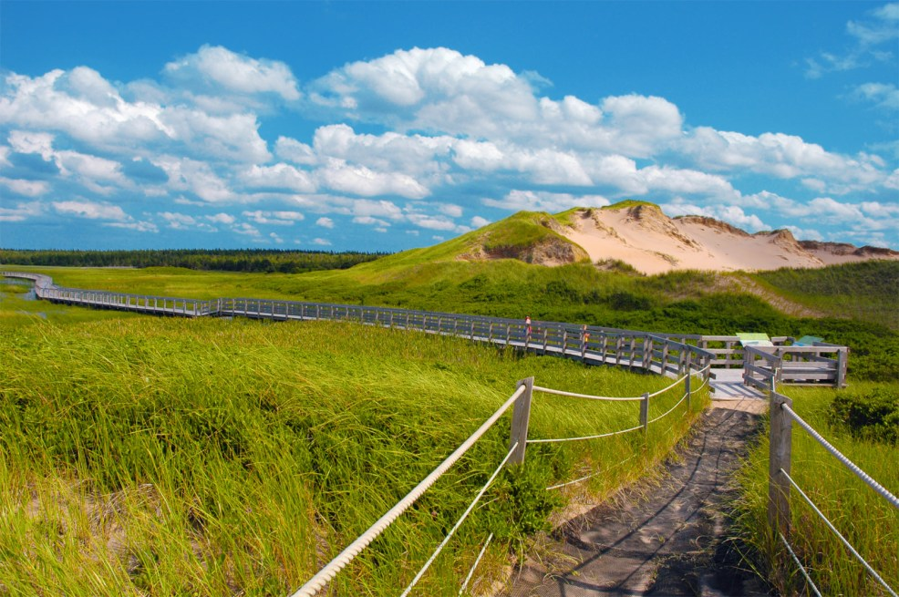 Greenwich, PEI National Park - Photo by Heather Ogg ©Tourism PEII