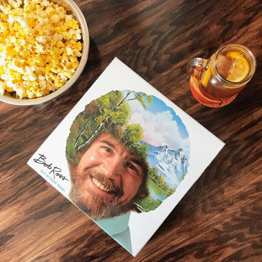 Photo via Small Print Board Game Cafe