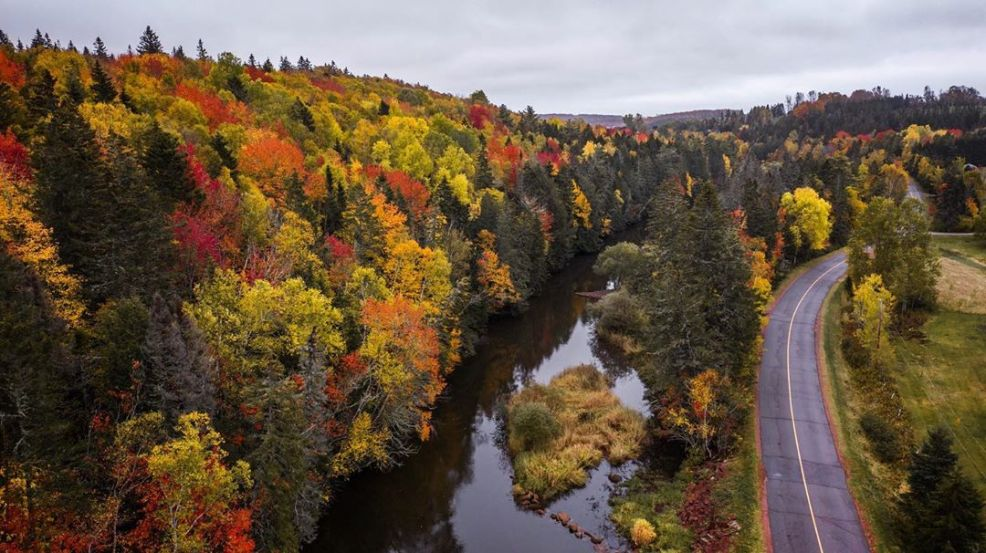 Bonshaw Provincial Park   Photo by @atlnortheast