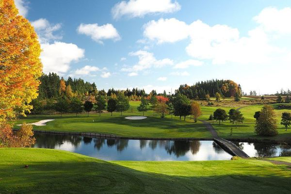 Fall for Golf