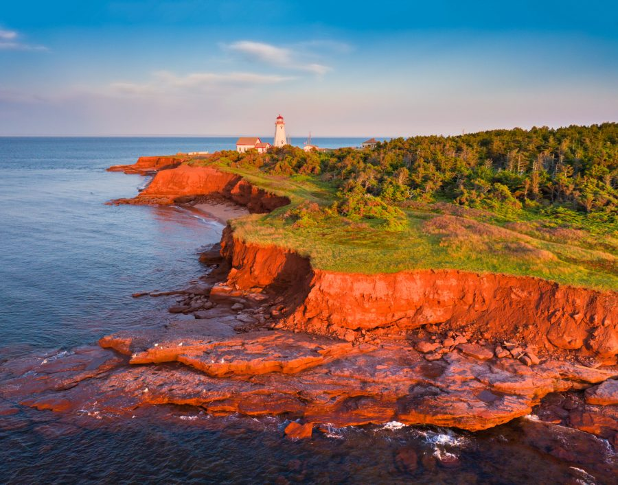 East Point Lighthouse | Photo by ©Tourism PEI / Sander Meurs