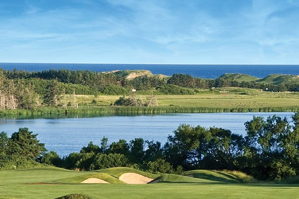 Shining Waters - Golf Package