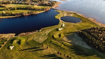 Stanhope Golf & Country Club   Photo by Alex Bruce Photography