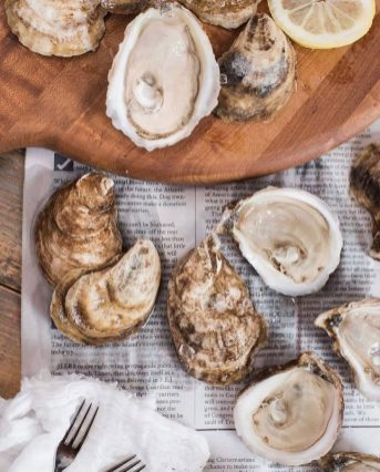 Photo by Raspberry Point Oyster Co